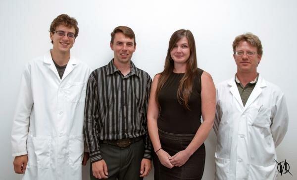 OG Analytical Team - Taylor Pearce; M.L. Combs; Bethany Sherman; Rodger Voelker, PhD